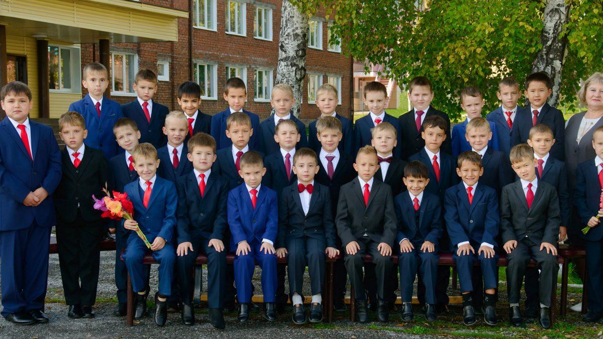 Школа с раздельно-параллельным обучением девочек и мальчиков на Байкале