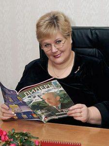 Дубровская Елена Николаевна